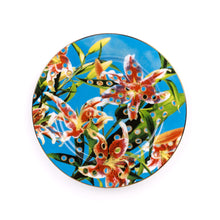 Load image into Gallery viewer, Seletti - Wears Toiletpaper Porcelain Plates: Porcelain Plate Flowers
