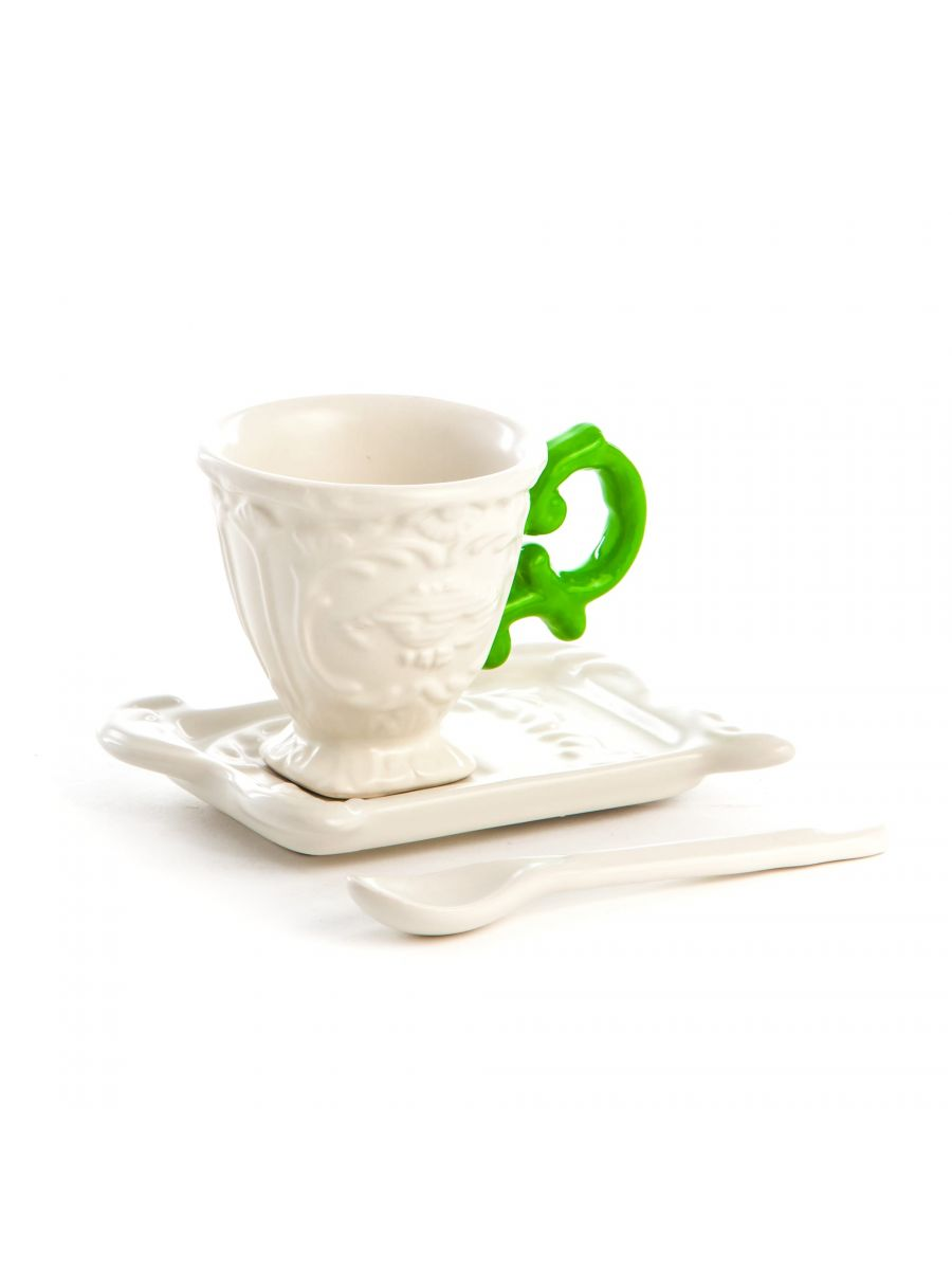 Seletti - Art de la table: I-Wares I-Coffee Green