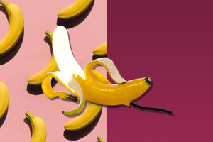 Seletti - Lighting: Banana Lamp Daisy