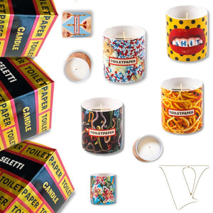 Seletti - Wears Toiletpaper Candles: Candle Shit