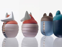 Load image into Gallery viewer, Bosa Loricato White and Pink Armadillo