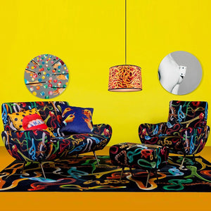 Seletti - Wears Toiletpaper Pillows: Pillow Shit