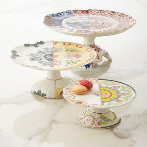 Seletti - Art de la table: Hybrid Cake Stand Raissa