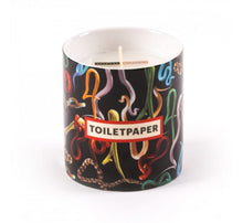 Load image into Gallery viewer, Seletti - Wears Toiletpaper Candles: Candle Snakes