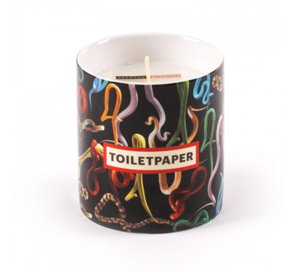 Seletti - Wears Toiletpaper Candles: Candle Snakes