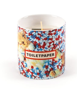 Seletti - Wears Toiletpaper Candles: Candle Cat
