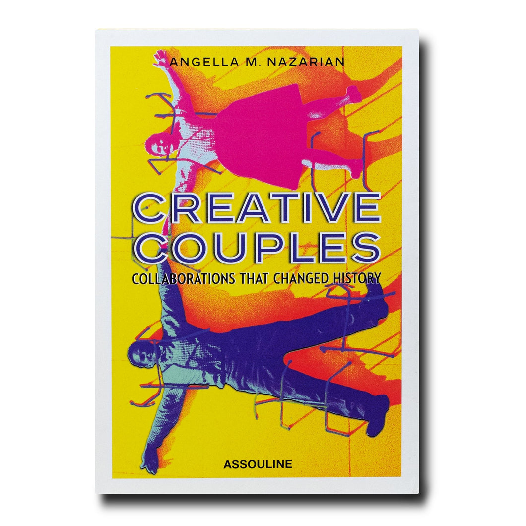 Assouline - Books: Creative Couples Collaborations that Changed History