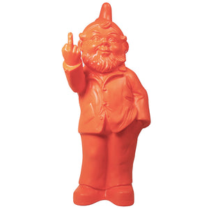 Ottmar Horl: Middle Finger Gnome Orange