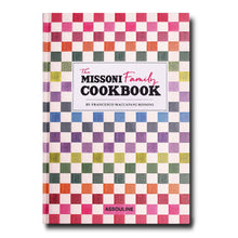 Load image into Gallery viewer, Assouline - Books: The Missoni Family Cookbook