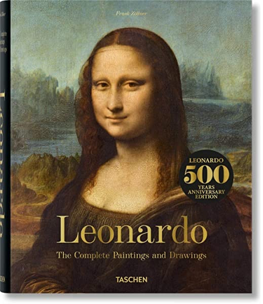TASCHEN- BOOKS: Da Vinci. The Complete Work