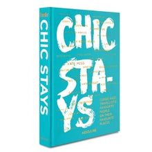 Load image into Gallery viewer, Assouline - Books: Chic Stays