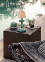 Load image into Gallery viewer, Lladró: Cactus Firefly Table Lamp Green