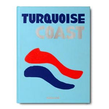 Load image into Gallery viewer, Assouline - Books: Turquoise Coast