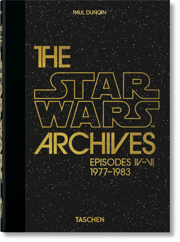 TASCHEN- BOOKS: The Star Wars Archives. 1977–1983 40th Anniversary Edition