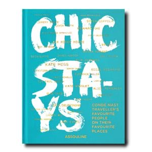 Assouline - Books: Chic Stays