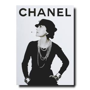 Assouline - Books: Chanel 3-book slipcase