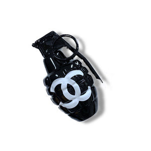 Mr. Debonair Chanel Art Grenades