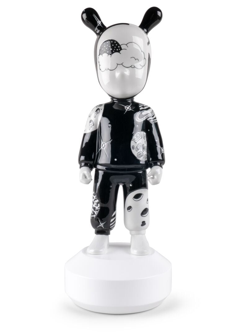 Lladró: The Guest by Henn Kim Figurine Large model Numbered edition