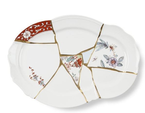 Seletti - Art de la table: Kintsugi Tray
