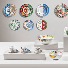 Load image into Gallery viewer, Seletti - Art de la table: Hybrid Dessert Plate Valdrada