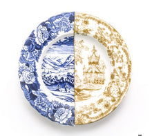 Load image into Gallery viewer, Seletti - Art de la table: Hybrid Soup Plate Sofronia