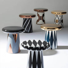 Load image into Gallery viewer, Bosa T-Table Black and Copper