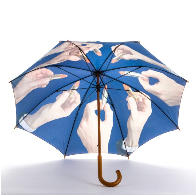 Seletti - Wears Toiletpaper Umbrellas: Umbrella Lipstick
