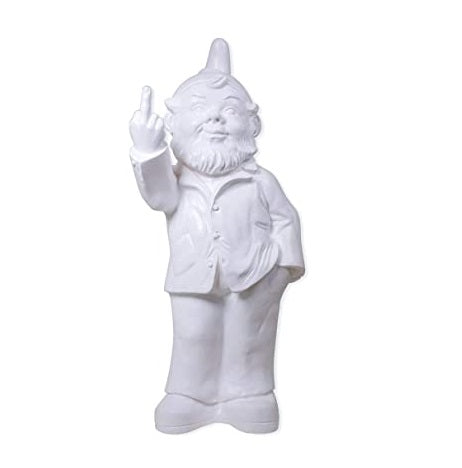 Ottmar Horl: Middle Finger Gnome White