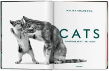 Load image into Gallery viewer, TASCHEN- BOOKS: Walter Chandoha Cats Photography