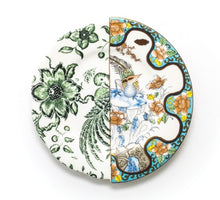 Load image into Gallery viewer, Seletti - Art de la table: Hybrid Dessert Plate Zoe