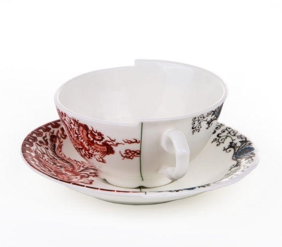 Seletti - Art de la table: Hybrid Tea Cup Zora