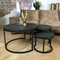 Couchtisch-Set Roy All Black-My Dutch Living Room-My Dutch Living Room GmbH