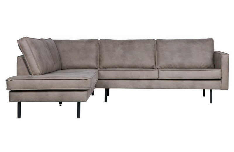 Rodeo Ecksofa Links Elephant Skin-BePureHome-My Dutch Living Room GmbH