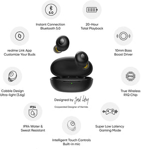 RealMe TWS True Wireless Earbuds