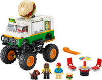LEGO Creator 3 in 1 - Monster Burger Truck