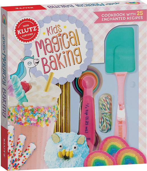 Kids Magical Baking