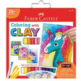 Coloring With Clay (Multiple Styles)