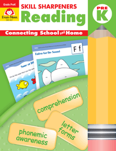Reading Skill Sharpeners (Available for Gr. PreK-6)