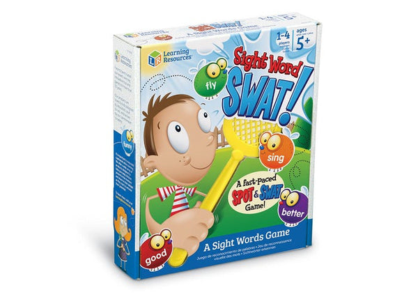 Sight Word Swat Game