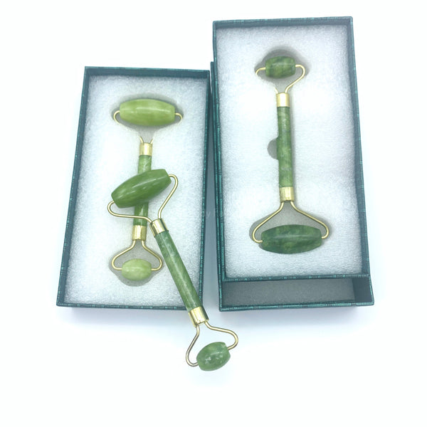Jade Gemstone Face Roller