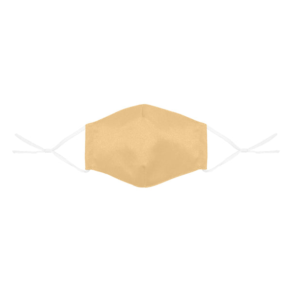 Tanned Skin Tone Face Mask With Filter Pocket