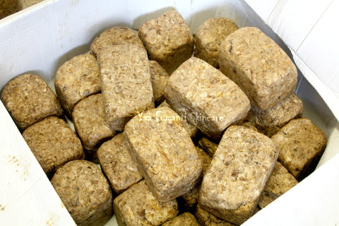 African Black Soap 20 x 1 kg Blocks