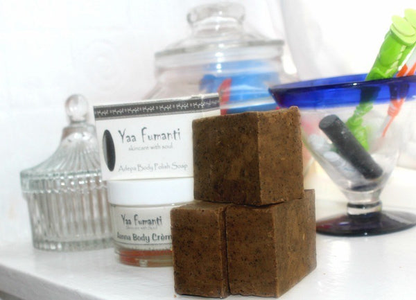 Adepa Body Scrub Bar Soap