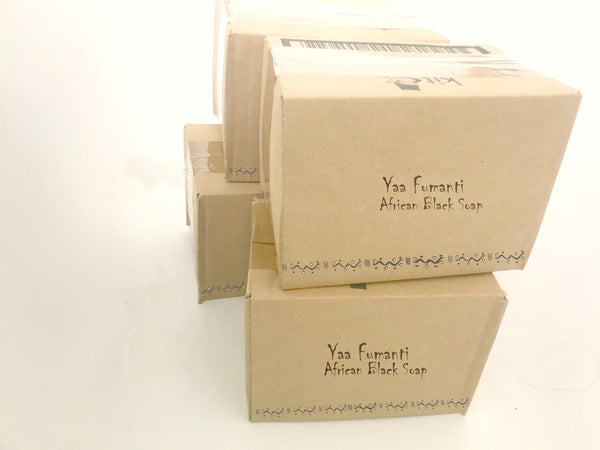 African Black Soap Wholesale 10 kg