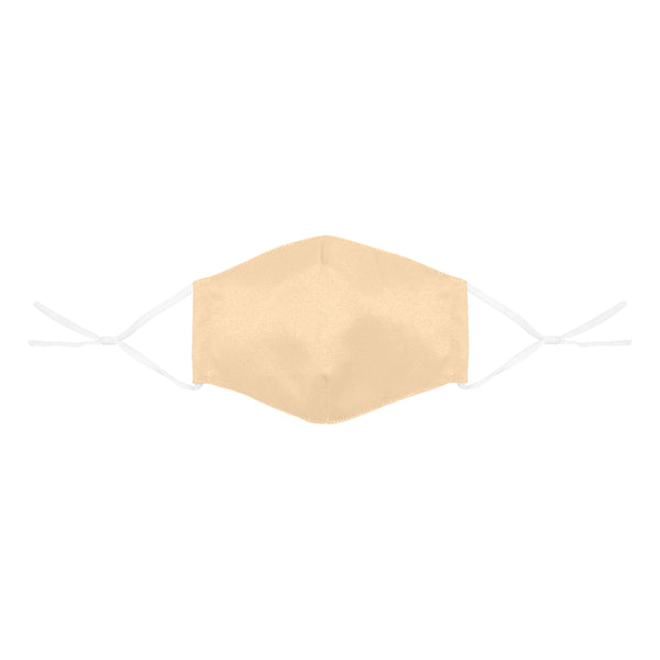 Fair Skin Tone Face Cover With Filter Pocket