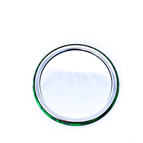 Stainless Steel Pocket Mirror