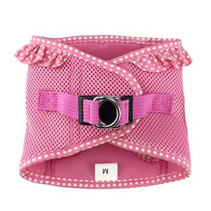 Choke Free Harness - Polka Dot