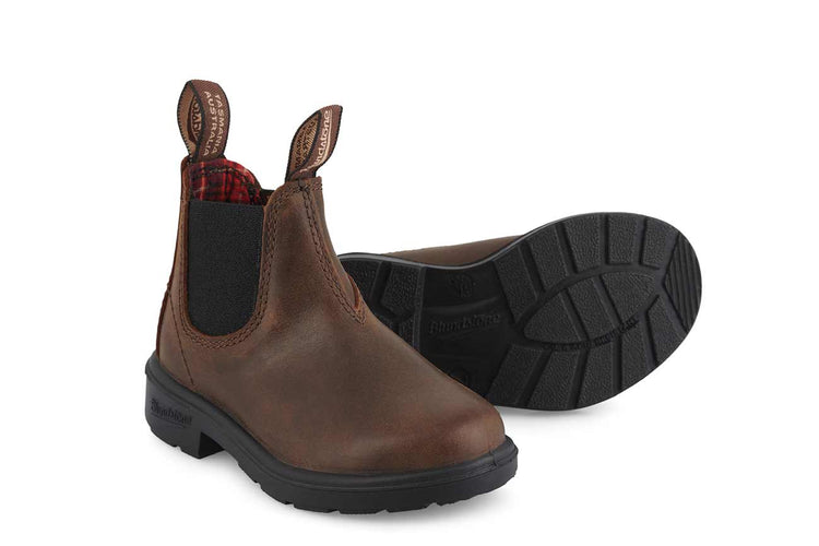 Blundstone #1468 Gumsole Antique Brown