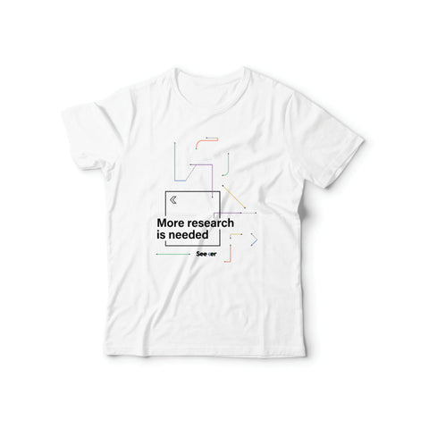 More Research Tee