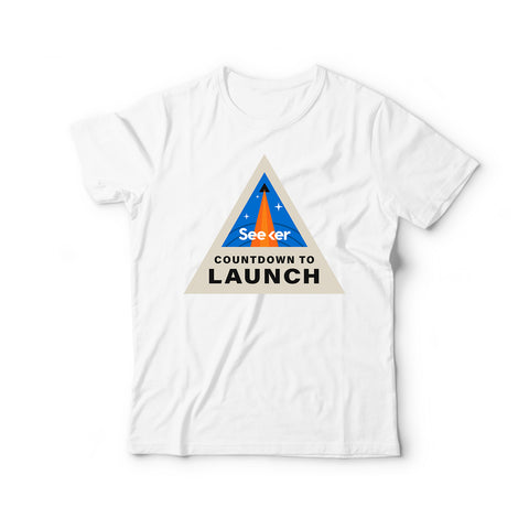 Countdown To Launch Tee